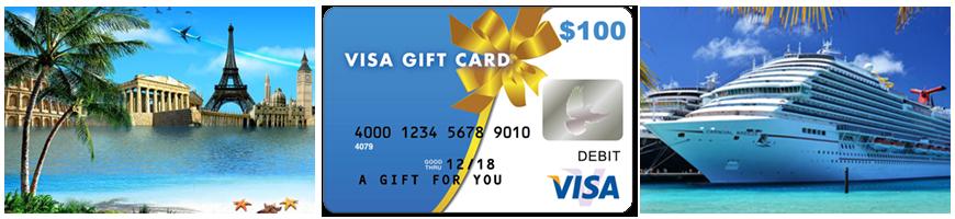 TMR Holidays Visa Gift Card Promo