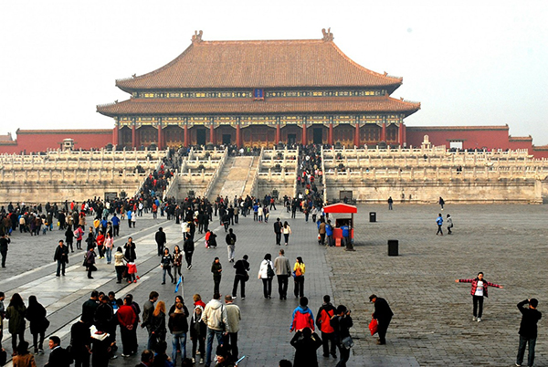 Forbidden City - China