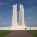 Great Canadian War Memorial Monument