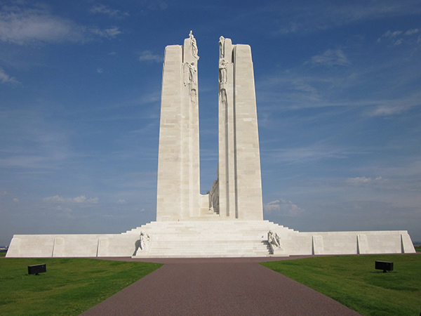 Great Canadian War Memorial Monument