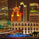 China and Shanghai 8-day tour at night