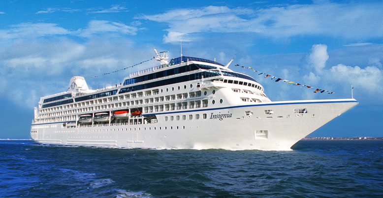 The Insignia Cruise Ship