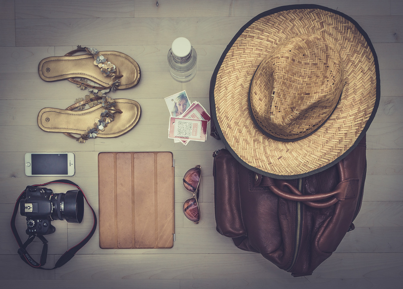 How to travel light on your next trip