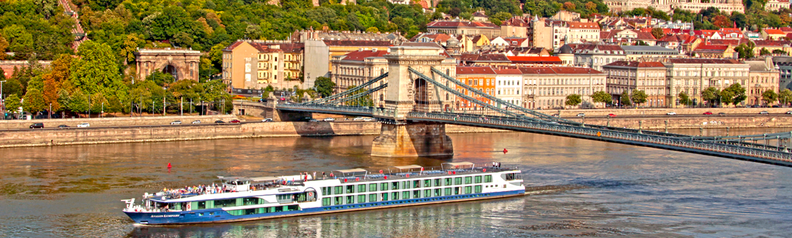 Avalon Waterways - Luminary River Cruises