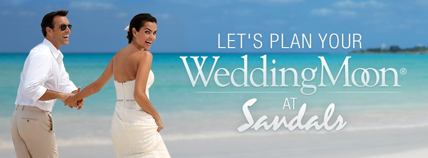 Plan your custom Sandals Weddingmoon today!