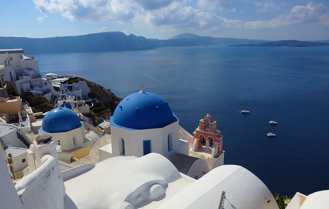 Visit Mykonos, Santorini & Athens!