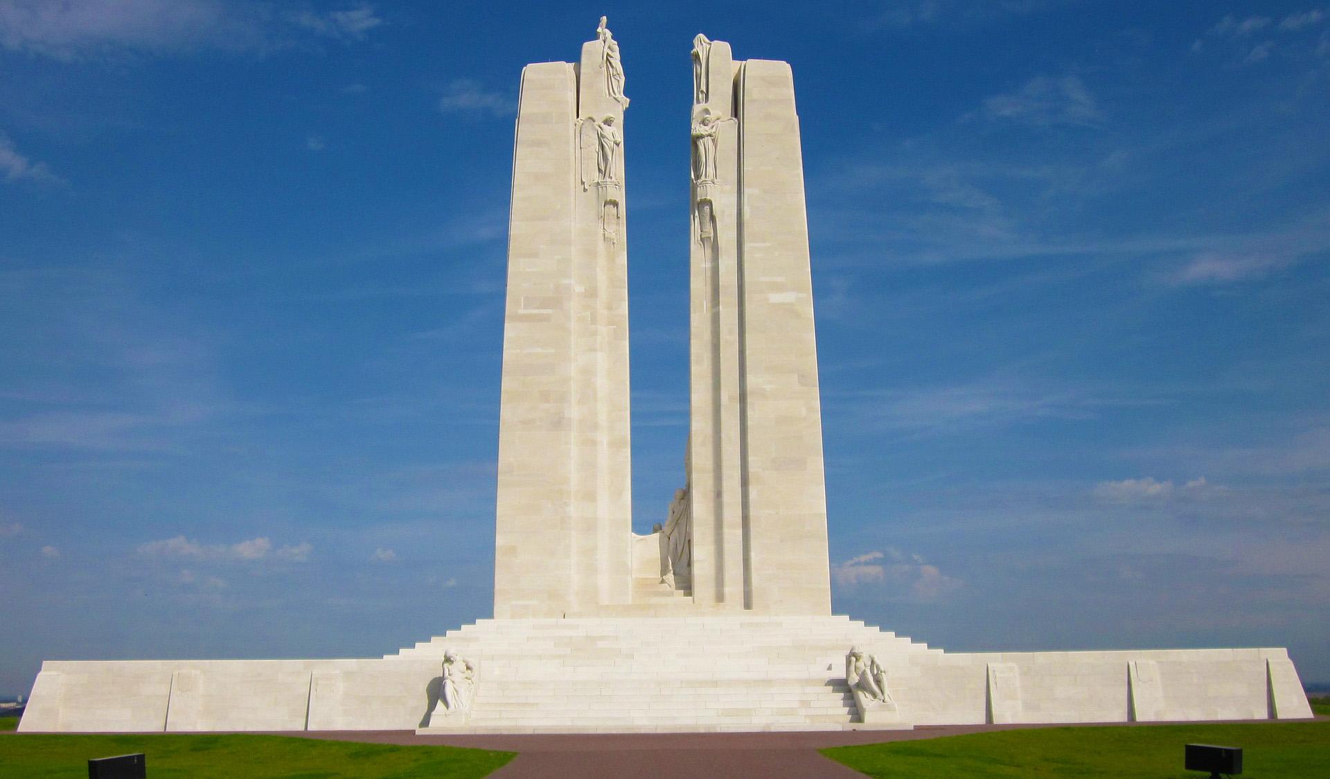 Great Canadian War Memorial Tour