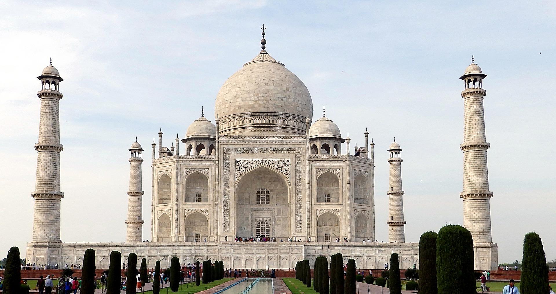 India & Nepal 19-day tour!
