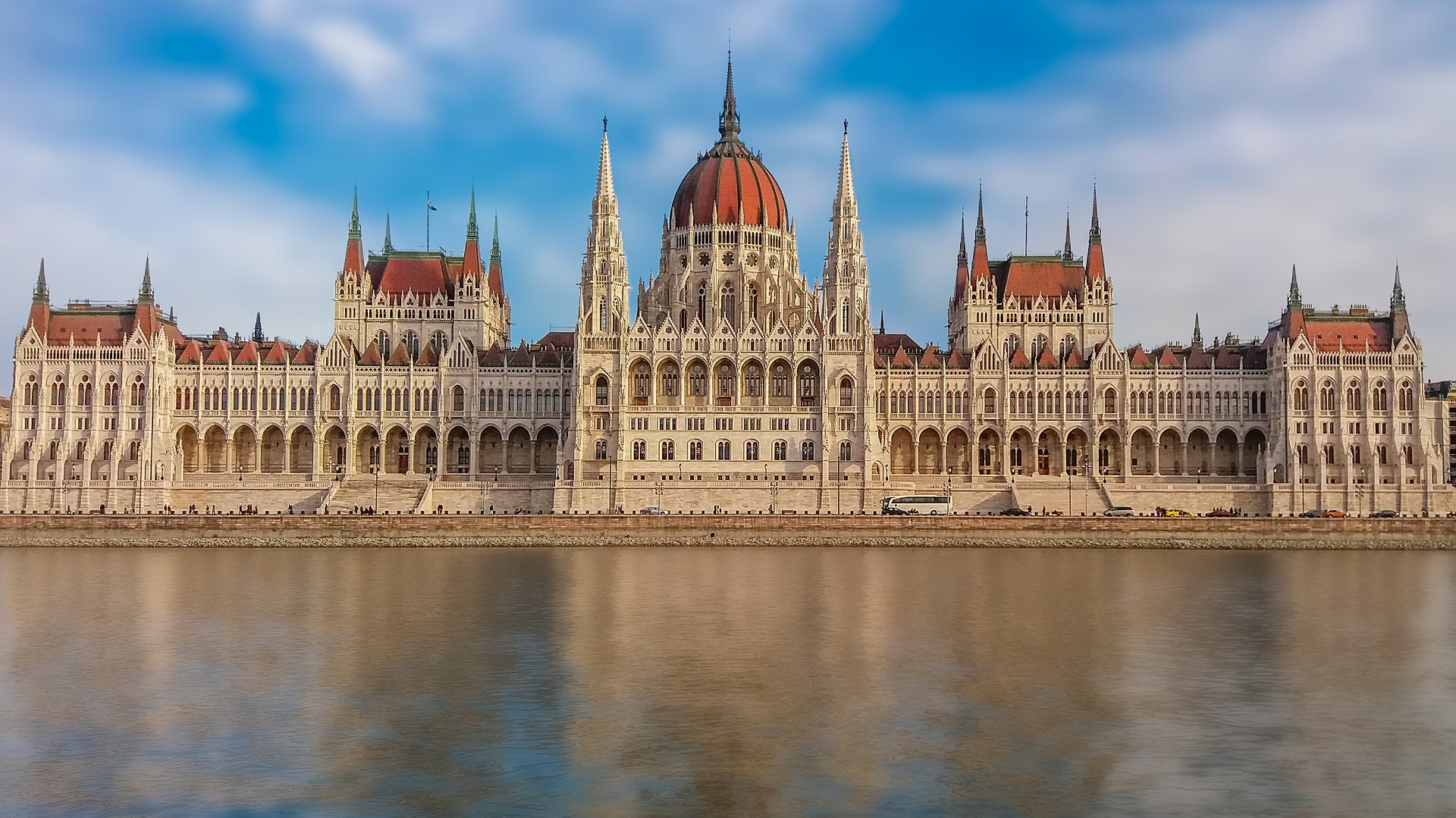 Escorted Tour of Budapest, Vienna & Prague!